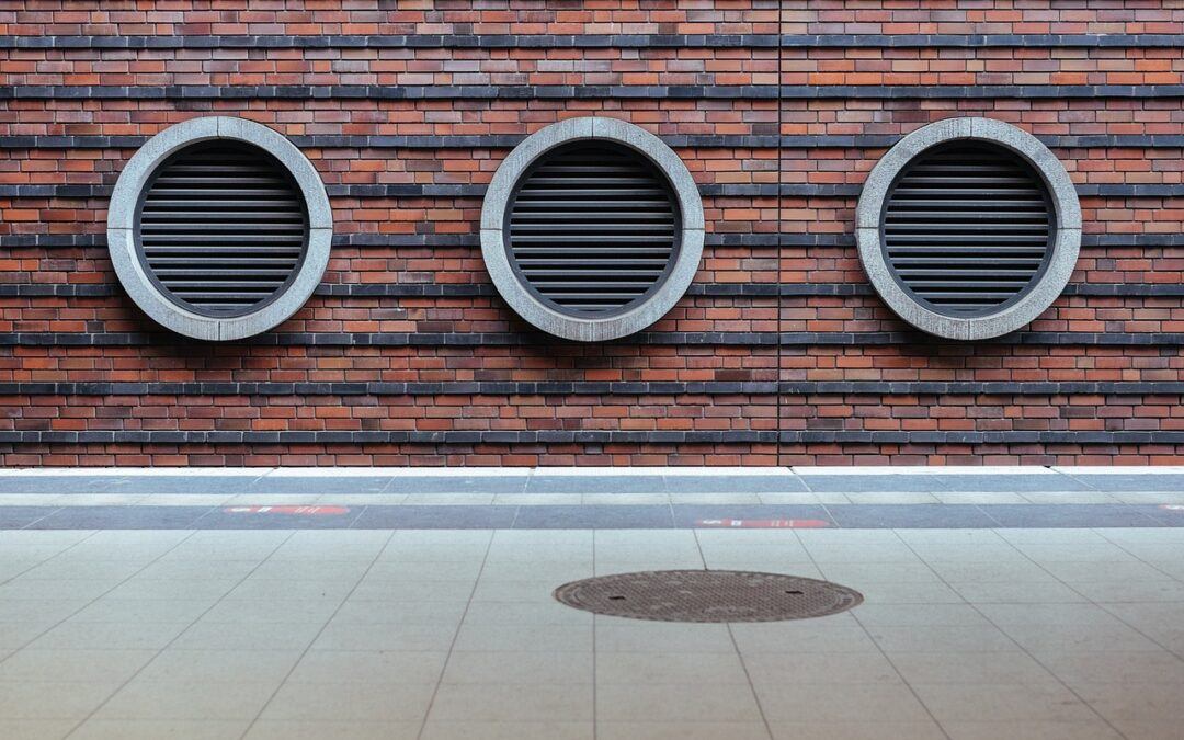 round air vents